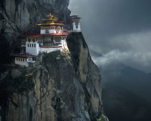 Paro Taktsang or Tiger's Nest Monastery - Bhutan