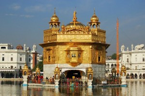 The Harmandir Sahib - Golden Temple in Punjab, India