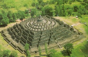 Java Bhuddist Temple