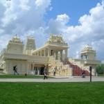 Sri Venkateswara Swami Temple of Greater Chicago, Aurora, Illinois, United States