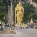 Sri Murugan Temple, Batu Caves, Penang, Malaysia