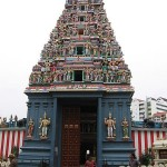 Sri Perumal Temple, Little India, Serangoon Road, Singapore