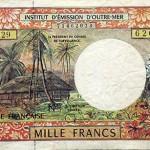 Cour de Franc Pacifique - Pacific Franc
